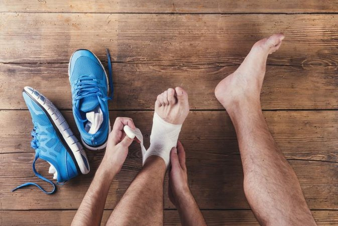 What Causes Sore Feet in the Morning After Exercise