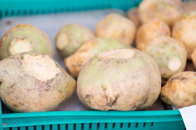 How to Cook Turnips in a Crockpot