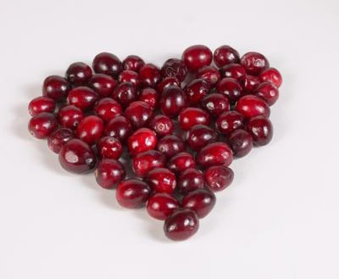 Do Cranberries Have Citric Acid?