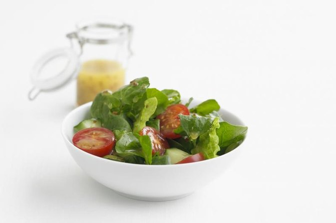Should I Eat a Salad Before or After Eating Meat?