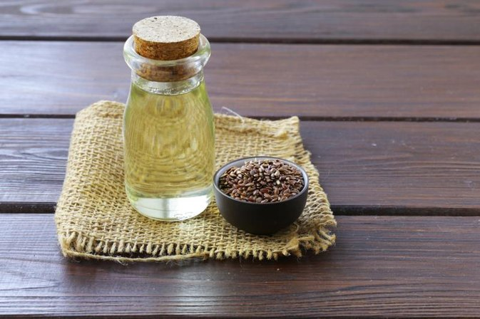 Flaxseed Oil for Acne Treatment