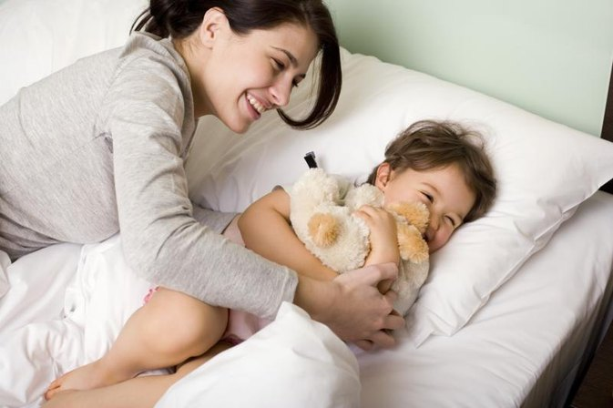 Sleep Training a Toddler