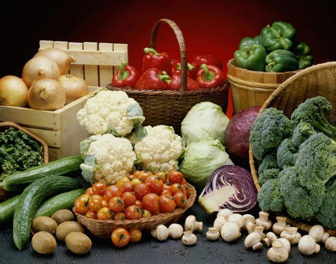 List of Low Insulin Index Vegetables
