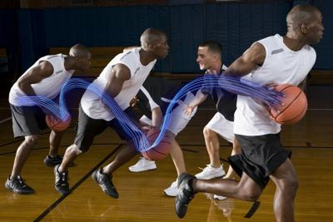 Basketball Drills for a Power Forward