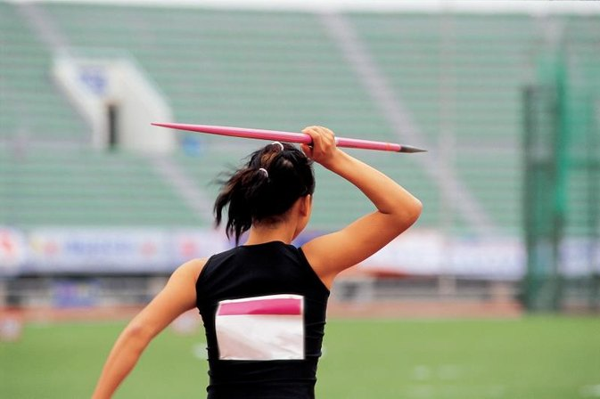 Description of Javelin Throwing for Kids