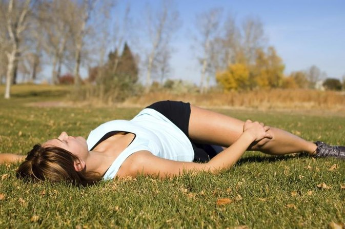 Hamstring Stretches & Lower Back Pain