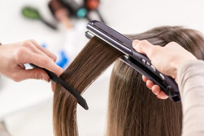 How to Smooth Frizzy Hair Permanently