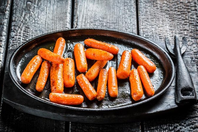How to Grill Carrots in Aluminum Foil