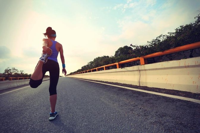Benefits of Running for Long Legs