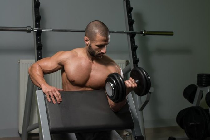 Does Curling Make Your Forearms and Biceps Bigger?