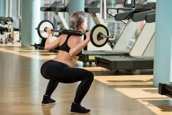 How to Perform Body Weight Squats