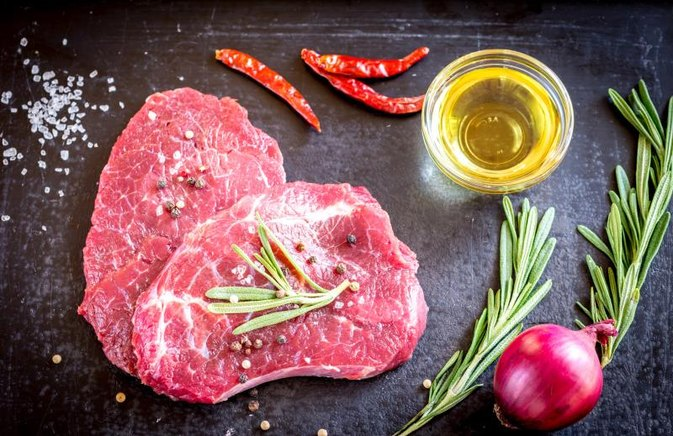 The Right Way of Cutting Up Top Sirloin Steaks
