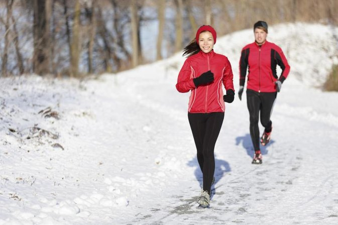 The Best Winter Running Shoes