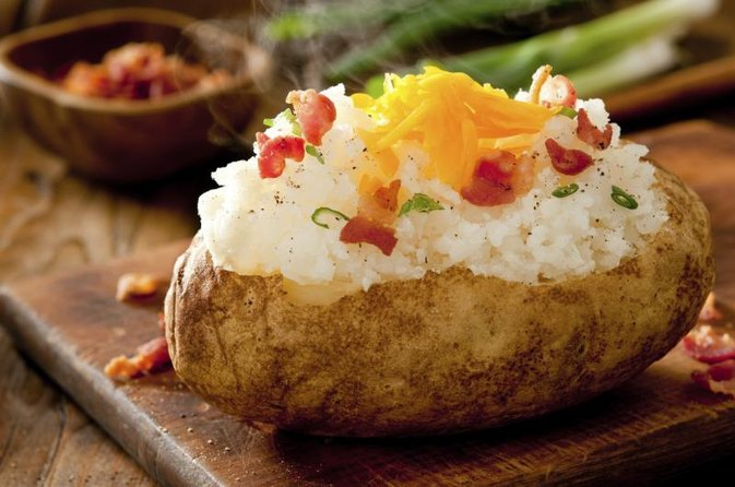 How to Freeze Twice-Baked Potatoes