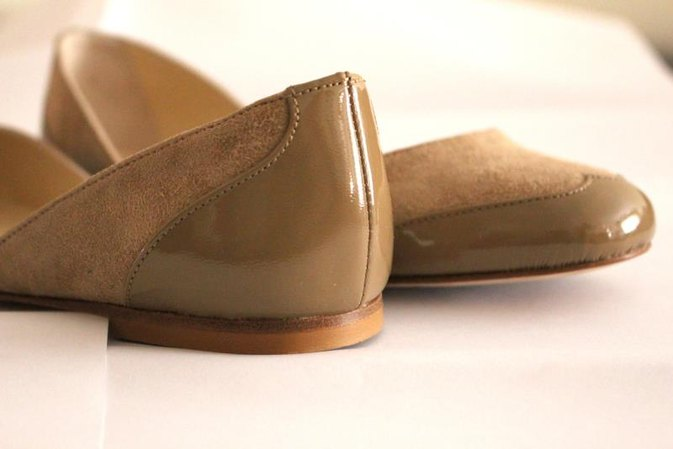 Can You Clean Scuff Marks on Patent Leather Tan Shoes?