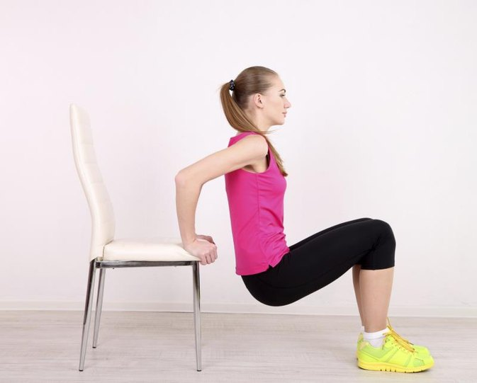 Zumba Chair Exercises