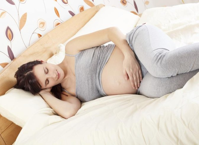 Can Sleeping on My Stomach Harm My Unborn Baby?