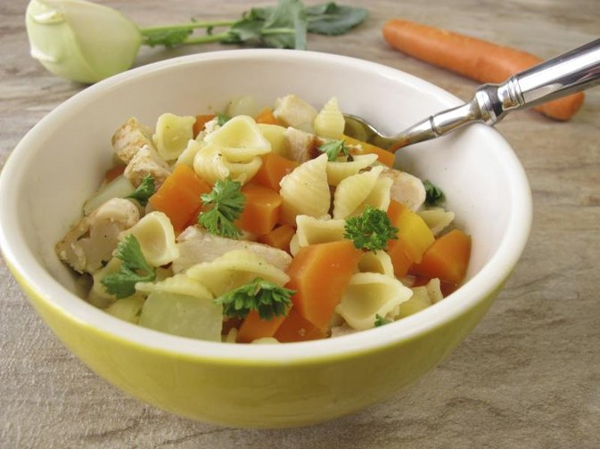 A Pros & Cons List of the Chicken Noodle Soup Diet