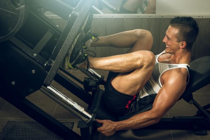 Leg Press Machines & Back Injuries