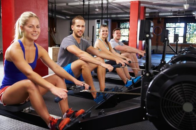 How to Use a Pilates Rowing Exerciser