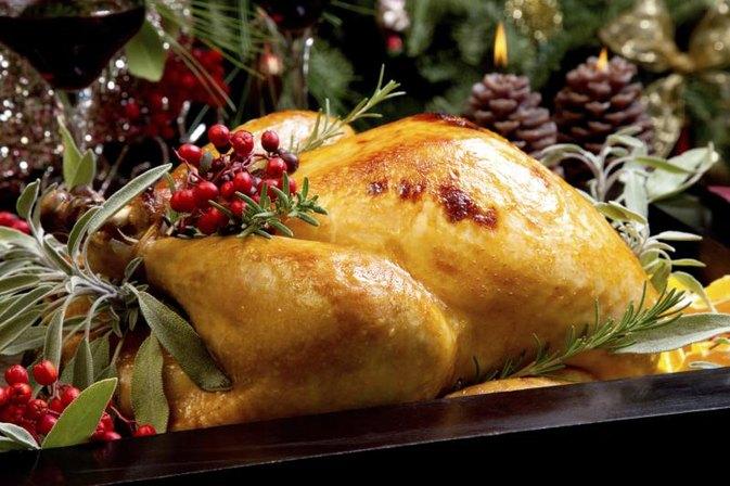 Turkey Nutrition Information