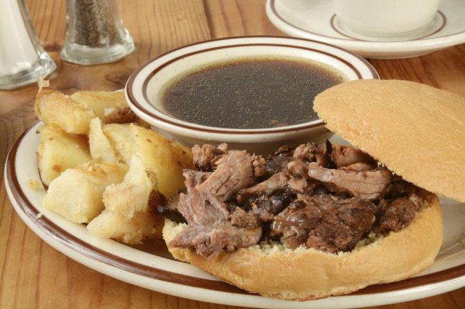 How to Make Au Jus From Beef Base
