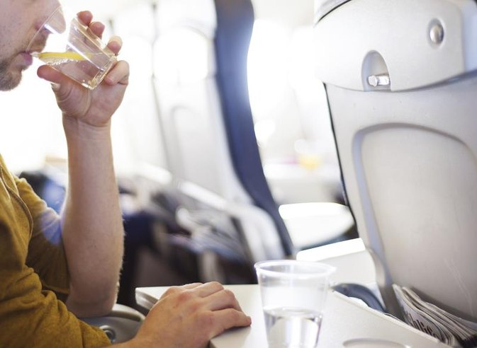 How to Keep Your Nose From Drying on a Plane