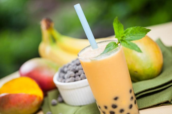 How Many Calories Are in Tapioca Bubble Tea?