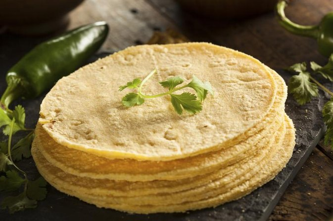 How to Get Tortillas Crunchy
