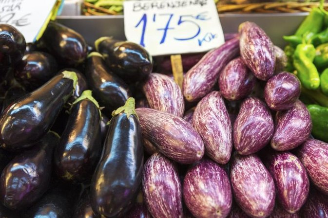 What Vitamins Are in Eggplant?
