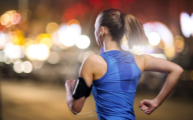 Losing Weight With Late-Night Jogging