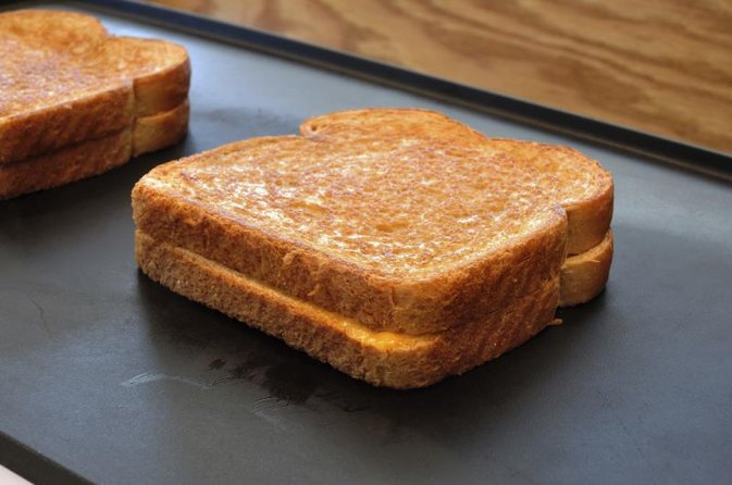Are Grilled Cheese Sandwiches Healthy?