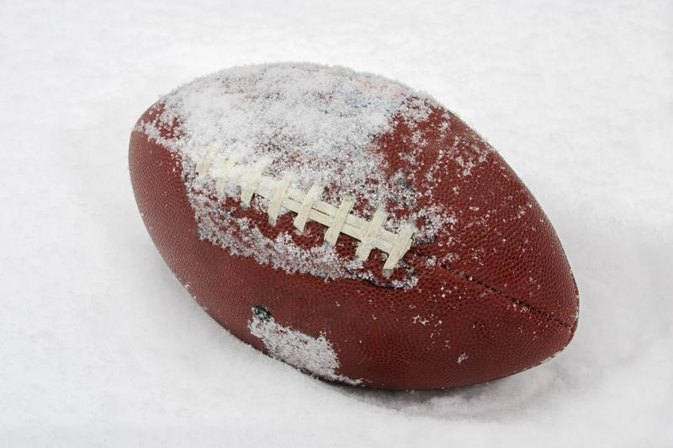 What Do Football Players Rub on Their Skin During Cold Weather?