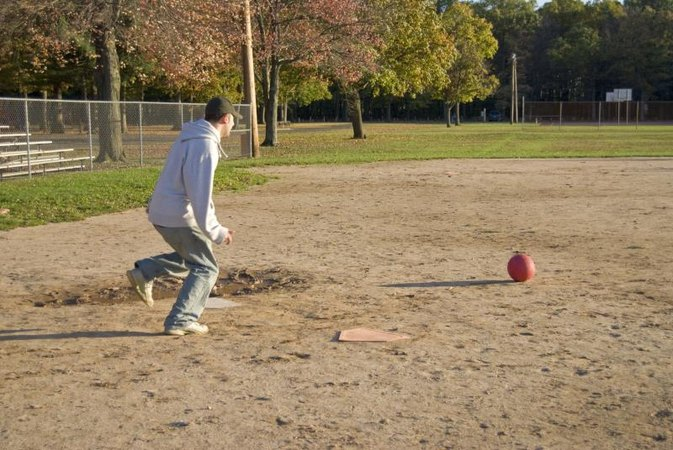 Different Variations of Kickball
