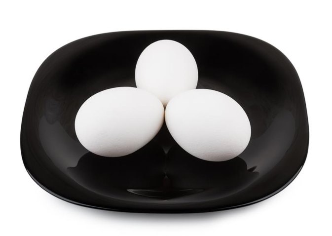 Good Cholesterol in Hard-Boiled Eggs