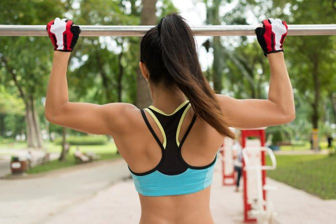 Pull-up Bar Workout Program
