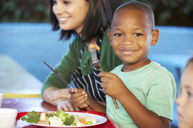 Why It's Important for Kids to Eat Healthy Lunches
