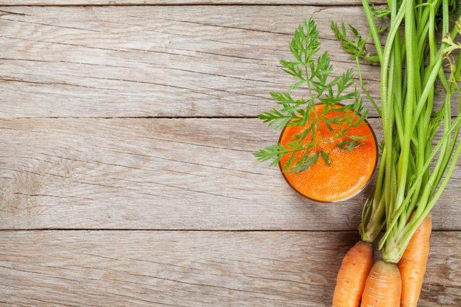 Ways to Use Up Carrot Juice