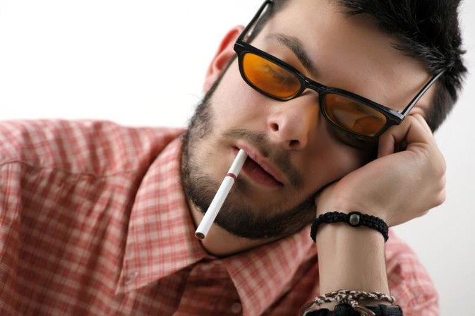 The Effects of Smoking on Sleep