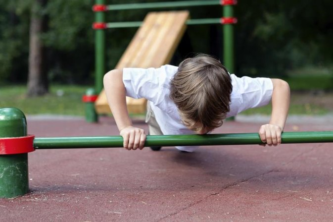 Bodyweight Exercises for Kids