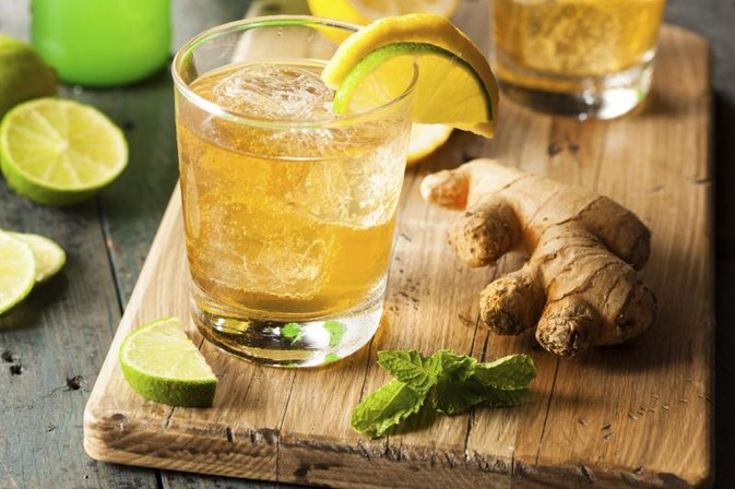 Nutrition in Canada Dry Ginger Ale