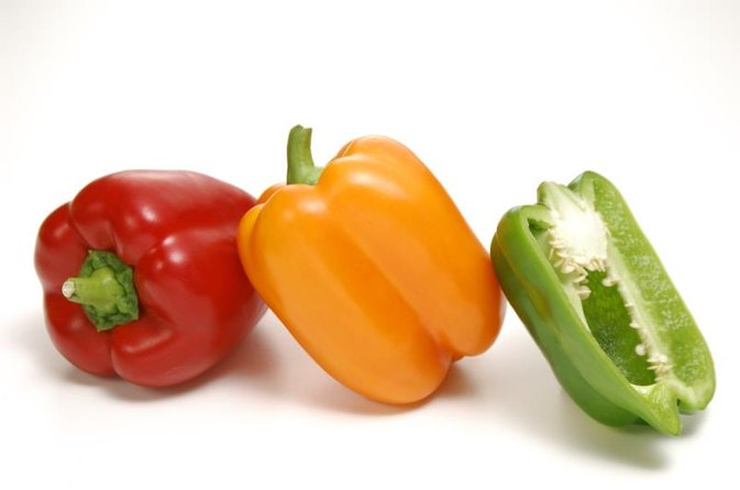How to Broil or Bake Bell Peppers