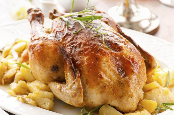 How to Cook Roast Chicken on a Stovetop