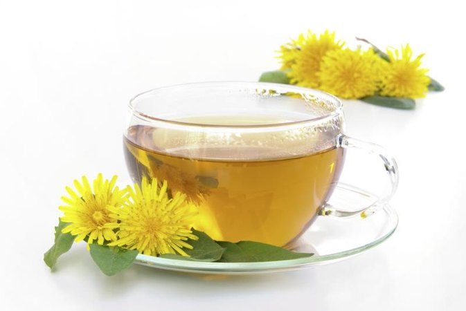 Liver Cleansing Tea