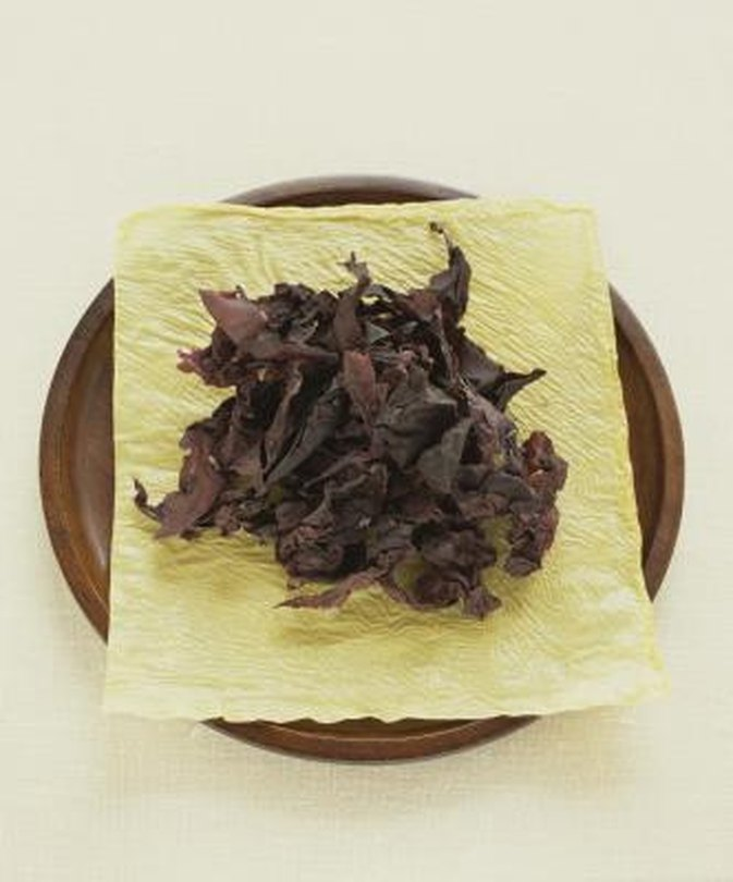 Dulse Nutrition