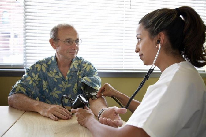 Reasons for High Systolic Blood Pressure