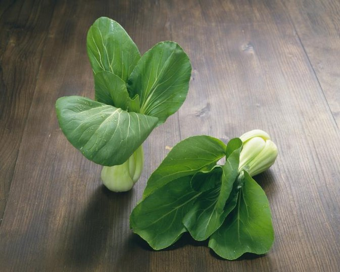 Nutritional Value of Bok Choy