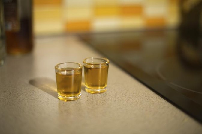 How Many Calories Does a Shot of Bourbon Have?