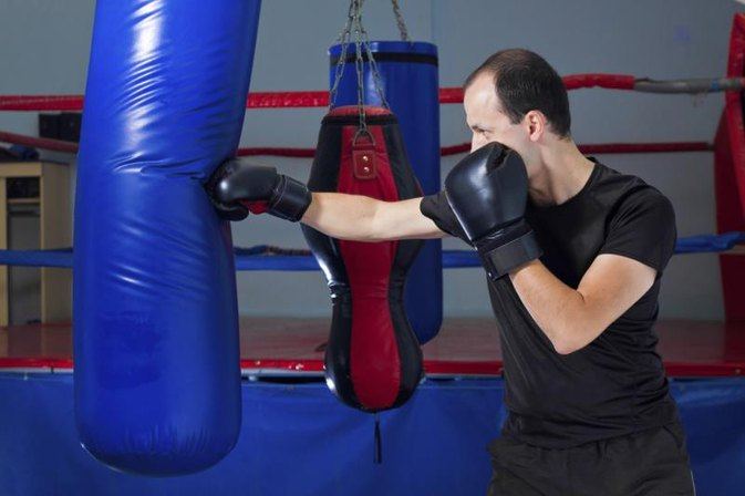 Stamina Training for Boxing Program
