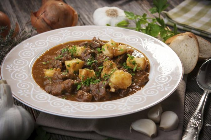 How to Thicken a Watery Beef Stew